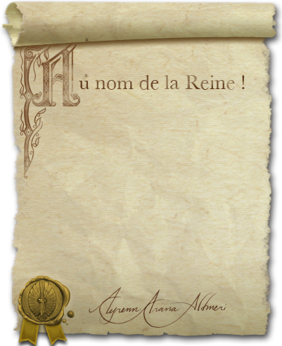 """""""Faire"""" et """"le faire savoir""""  Alliance-letter-aldmeri-dominion-fr"""